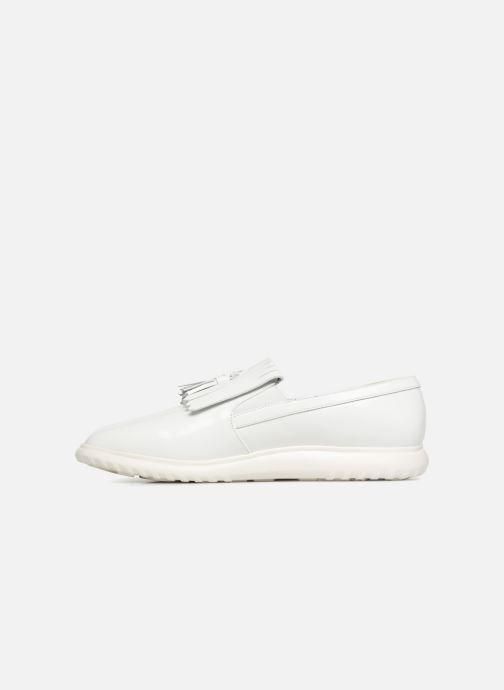Sneakers What For Sela Sneakers Wit voorkant