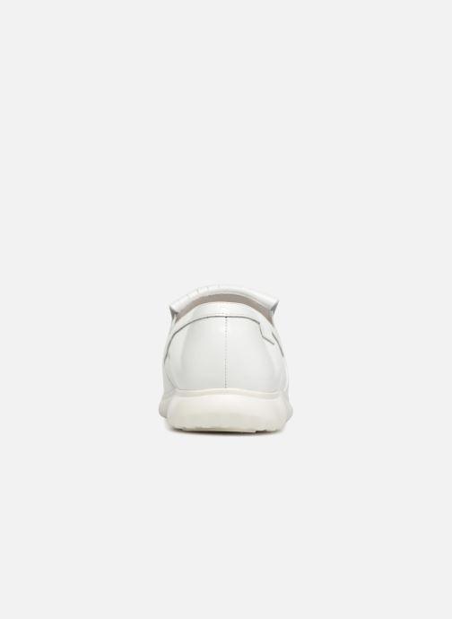 Deportivas What For Sela Sneakers Blanco vista lateral derecha
