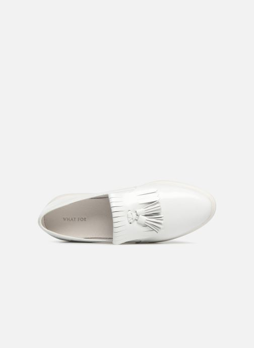 Baskets What For Sela Sneakers Blanc vue gauche