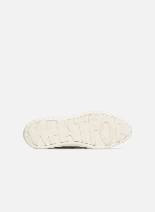 Baskets What For Sela Sneakers Blanc vue haut