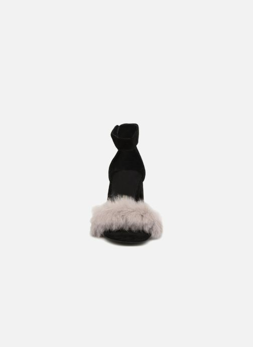 Sandalen Jeffrey Campbell 421-2 Zwart model
