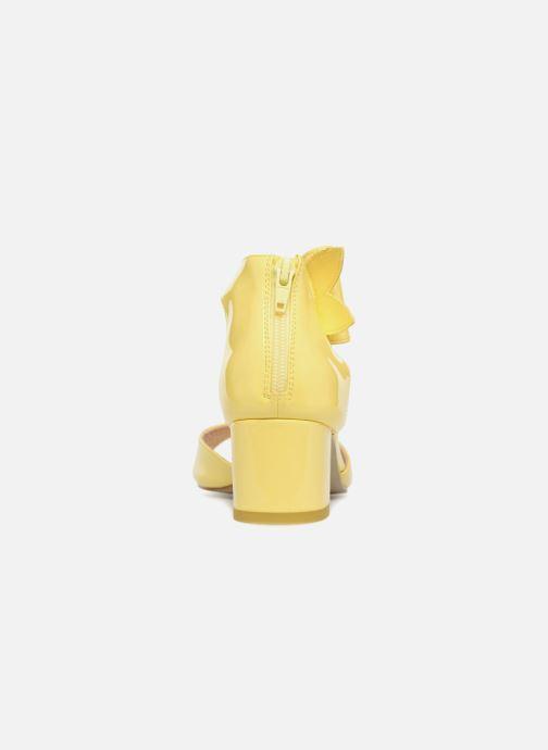 Escarpins Mellow Yellow DADEMINE Jaune vue droite