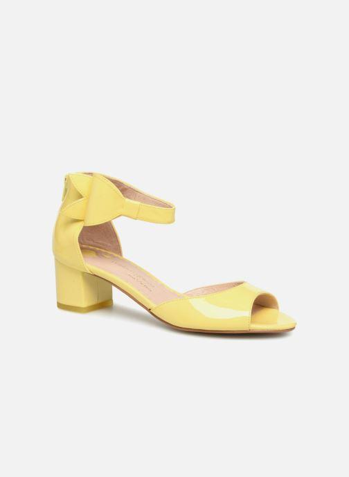 Escarpins Mellow Yellow DADEMINE Jaune vue détail/paire