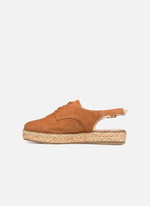 Chaussures à lacets Mellow Yellow DAKAILLE Marron vue face