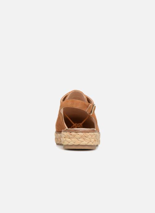 Chaussures à lacets Mellow Yellow DAKAILLE Marron vue droite