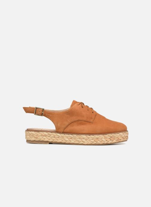 Chaussures à lacets Mellow Yellow DAKAILLE Marron vue derrière