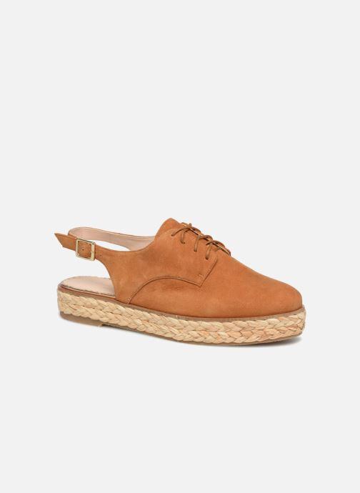 Zapatos con cordones Mellow Yellow DAKAILLE Marrón vista de detalle / par