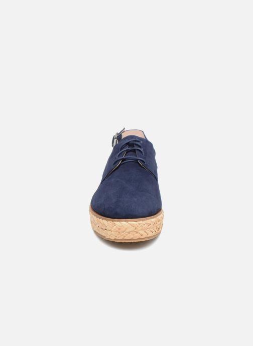 Chaussures à lacets Mellow Yellow DAKAILLE Bleu vue portées chaussures