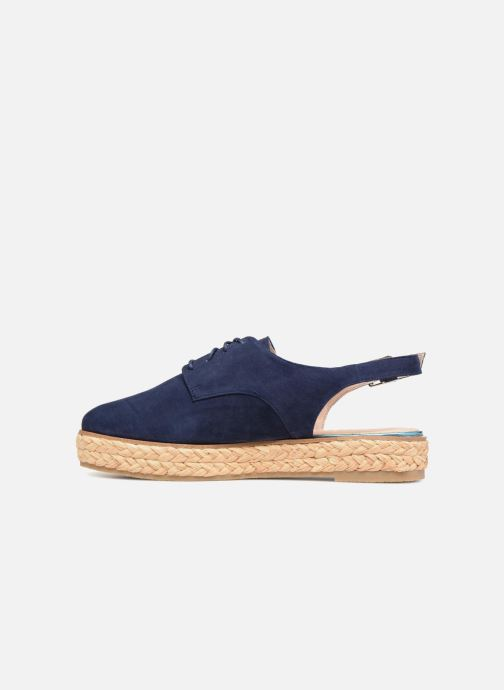 Chaussures à lacets Mellow Yellow DAKAILLE Bleu vue face