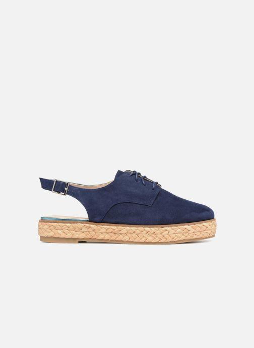 Chaussures à lacets Mellow Yellow DAKAILLE Bleu vue derrière