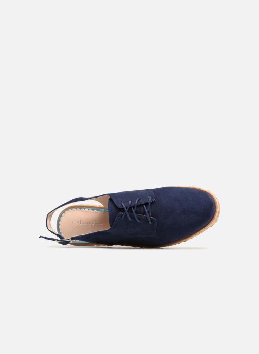 Chaussures à lacets Mellow Yellow DAKAILLE Bleu vue gauche