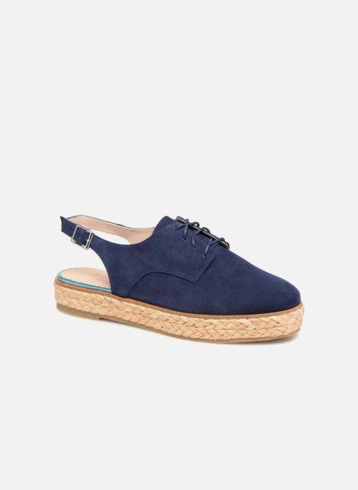 Chaussures à lacets Mellow Yellow DAKAILLE Bleu vue détail/paire
