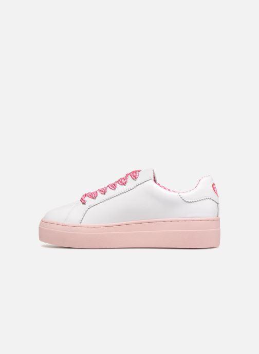 Sneakers Mellow Yellow DAVICHY Roze voorkant
