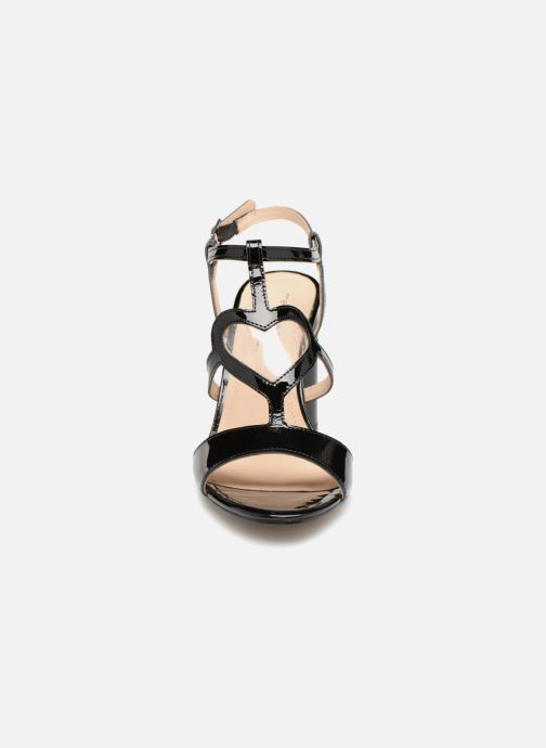 Sandales et nu-pieds Mellow Yellow DULYLA Noir vue portées chaussures