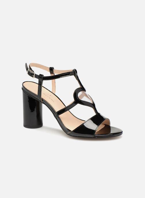 Sandales et nu-pieds Mellow Yellow DULYLA Noir vue détail/paire