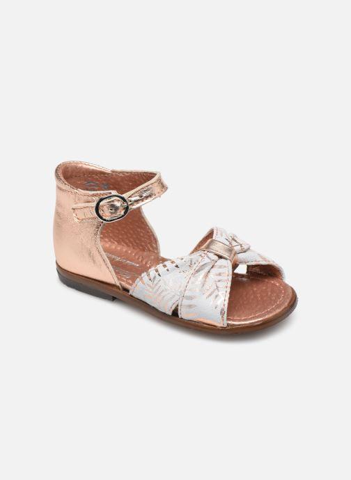 Sandales et nu-pieds Little Mary Diana Argent vue détail/paire
