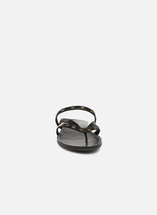 Sandales et nu-pieds KG By Kurt Geiger MODENA Noir vue portées chaussures