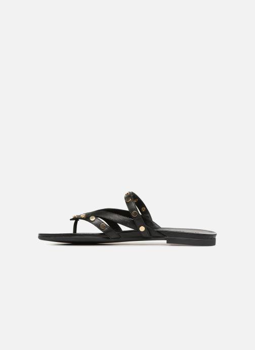 Sandales et nu-pieds KG By Kurt Geiger MODENA Noir vue face