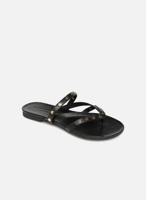 Sandales et nu-pieds KG By Kurt Geiger MODENA Noir vue détail/paire