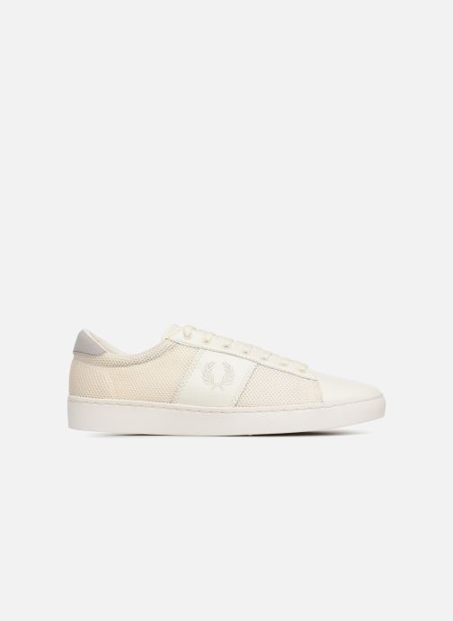 Baskets Fred Perry Baseline Perforated Beige vue derrière