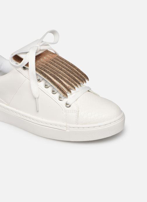 Altro Raoulle REVERSO Bianco modello indossato
