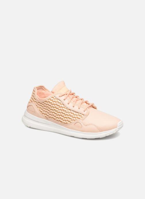 Le Coq Sportif R Flow Flow Flow W Woven (Arancione) - scarpe da ginnastica chez | prezzo di sconto speciale  60cc54