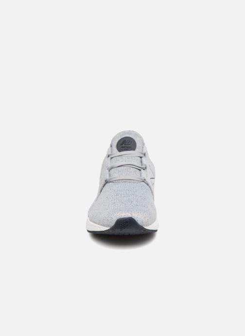 Sneaker New Balance Sneakers chinées MCRUZHG gris grau schuhe getragen
