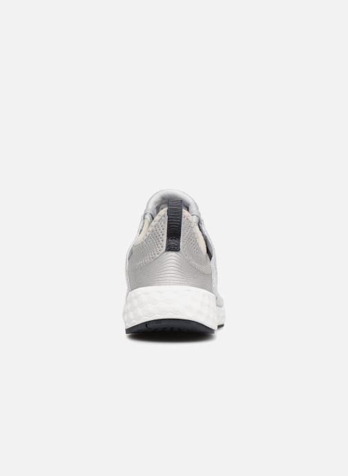 Sneaker New Balance Sneakers chinées MCRUZHG gris grau ansicht von rechts
