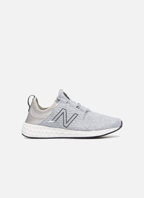 Trainers New Balance Sneakers chinées MCRUZHG gris Grey back view