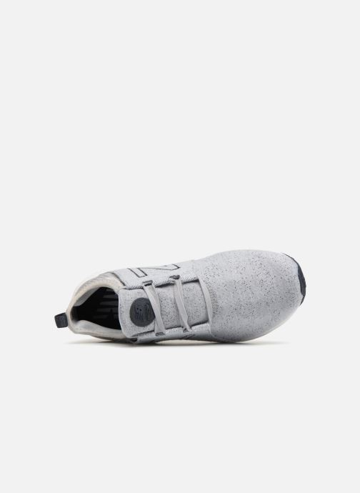 Sneaker New Balance Sneakers chinées MCRUZHG gris grau ansicht von links
