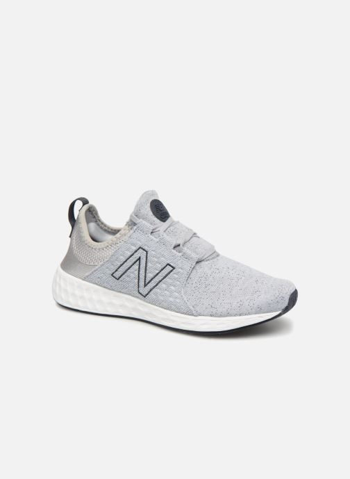 Trainers New Balance Sneakers chinées MCRUZHG gris Grey detailed view/ Pair view