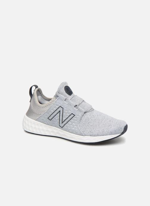 Deportivas New Balance Sneakers chinées MCRUZHG gris Gris vista de detalle / par
