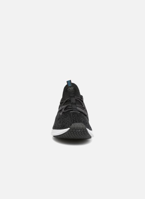 Trainers New Balance Sneakers bi-matières MLAZRMB noir Grey model view