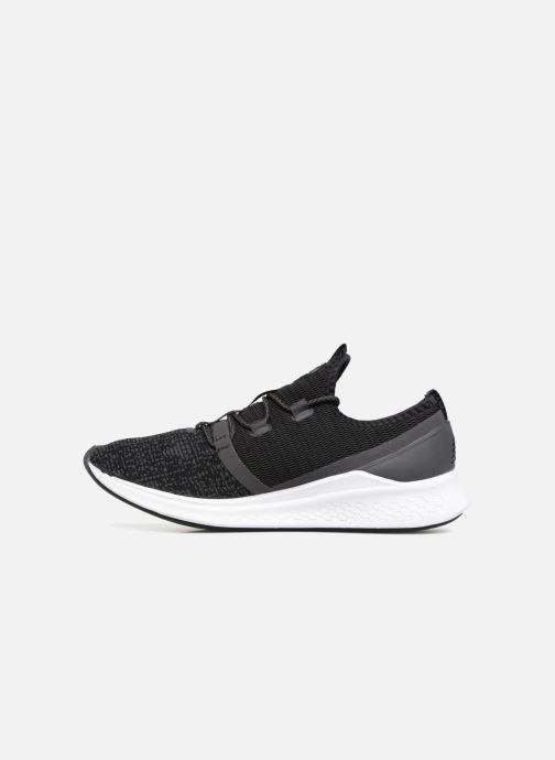 Trainers New Balance Sneakers bi-matières MLAZRMB noir Grey front view