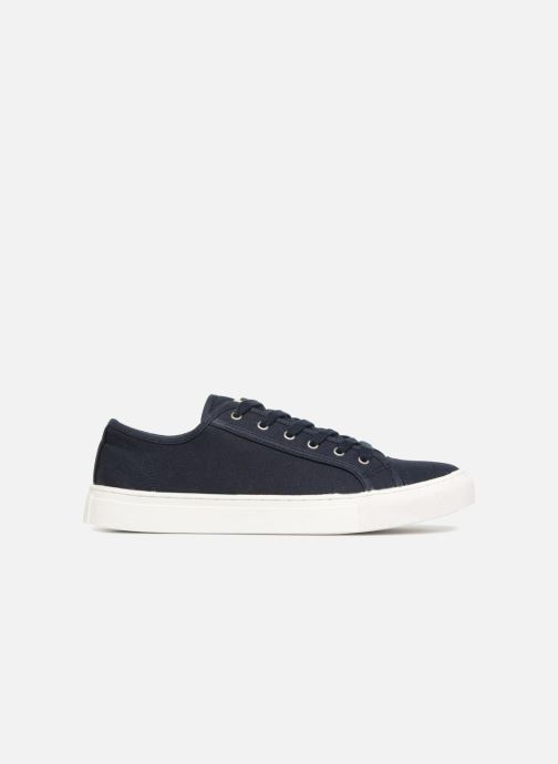 Baskets Selected Homme Canvas sneakers Bleu vue derrière