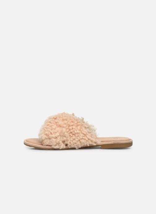 Pantofole UGG Joni Beige immagine frontale