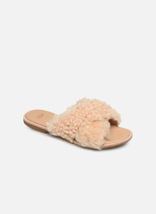 Pantofole UGG Joni Beige vedi dettaglio/paio