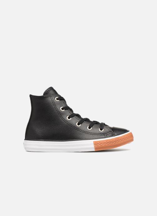 Trainers Converse Chuck Taylor All Star No Gum in Class Hi Black back view