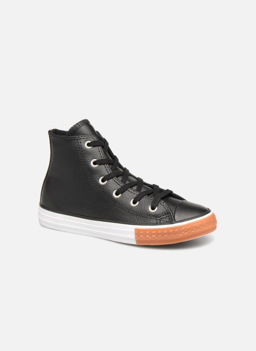 Trainers Converse Chuck Taylor All Star No Gum in Class Hi Black detailed view/ Pair view