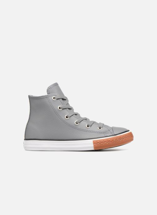 Trainers Converse Chuck Taylor All Star No Gum in Class Hi Grey back view