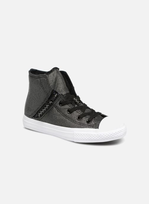 Sneaker Converse Chuck Taylor All Star Pull-Zip Fairy Dust Hi schwarz detaillierte ansicht/modell