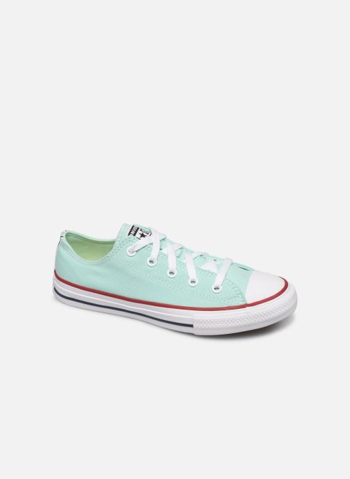 Sneaker Converse Chuck Taylor All Star Seasonal Color Ox blau detaillierte ansicht/modell