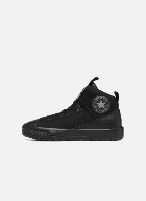 Sneakers Converse Chuck Taylor All Star High Street Lite School Scrimmage Hi J Zwart voorkant