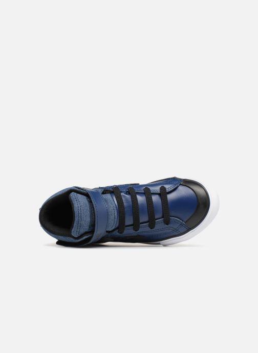 Sneakers Converse Pro Blaze Strap Fall Mash Up Hi J Blauw links