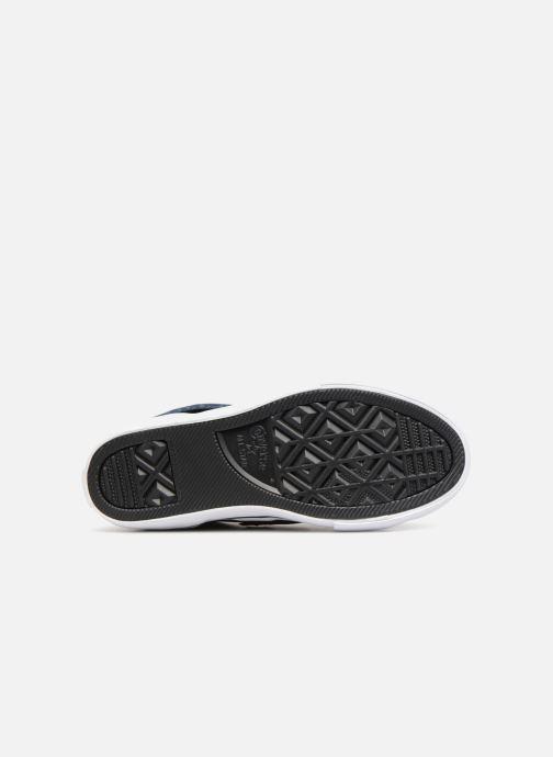 Sneakers Converse Pro Blaze Strap Fall Mash Up Hi J Blauw boven