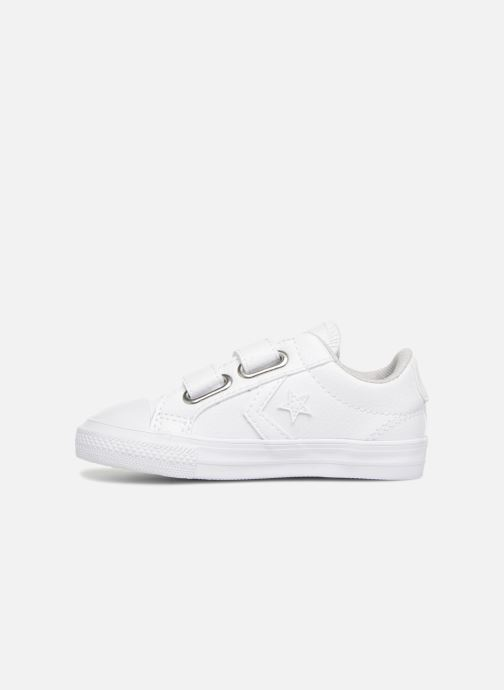 Sneakers Converse Star Player EV 2V LATAM Synthetic Ox Wit voorkant