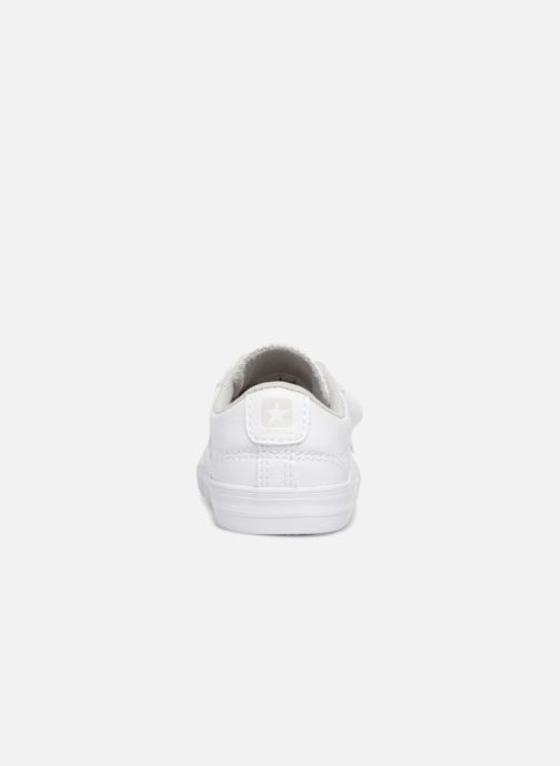 Sneakers Converse Star Player EV 2V LATAM Synthetic Ox Bianco immagine destra
