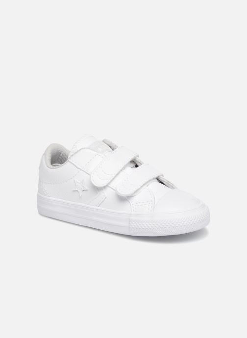 Baskets Converse Star Player EV 2V LATAM Synthetic Ox Blanc vue détail/paire