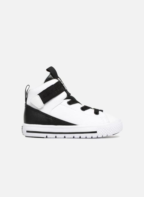 Sneakers Converse Chuck Taylor All Star High Street Lite School Scrimmage Hi Wit achterkant