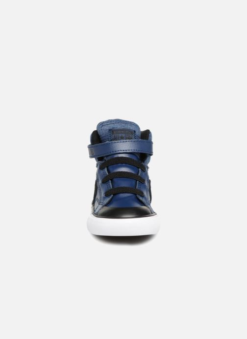 Trainers Converse Pro Blaze Strap Fall Mash Up Hi Blue model view